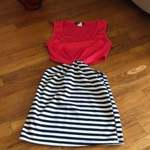Dresses & Skirts - Open sided dreas